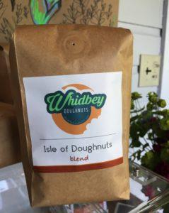 Isle of Doughnuts coffee